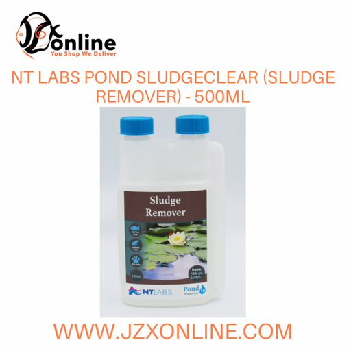 NT LABS Sludge Remover (Sludgeclear) - 500ml