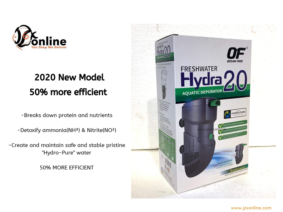 OF® Freshwater HYDRA 20 (6W) - IF120