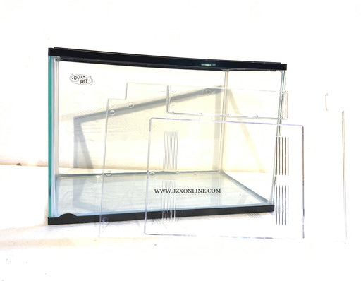 Ocean Free OF Aquarium  Glass Tank (44 x 28 x 30cm)