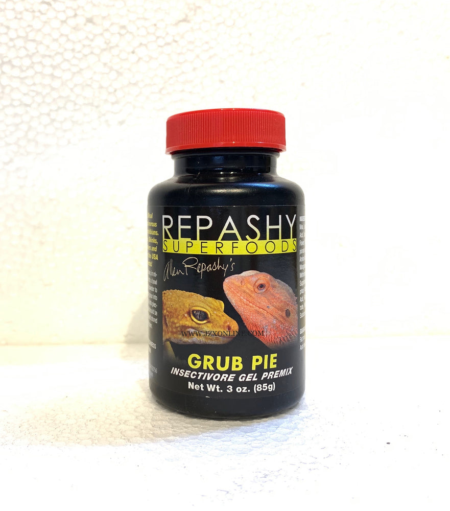 REPASHY SuperFood Grub Pie Reptile 3oz