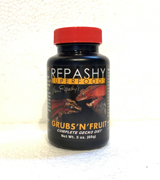 REPASHY SuperFood Grubs 'N' Fruit 3oz