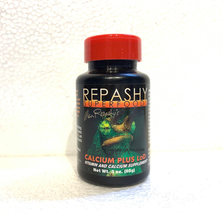 REPASHY SuperFood Calcium Plus LoD 3oz