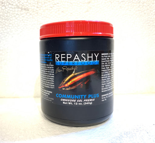 REPASHY SuperFood Community Plus 12oz