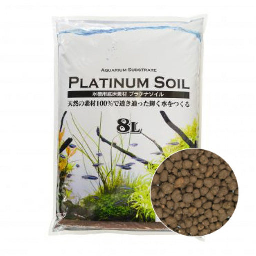 JUN Platinium Soil 8L Brown Powder