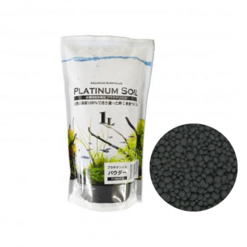 JUN Platinium Soil 1L Black Powder