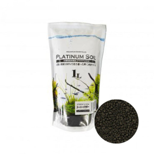 JUN Platinium Soil 1L Black Super Powder