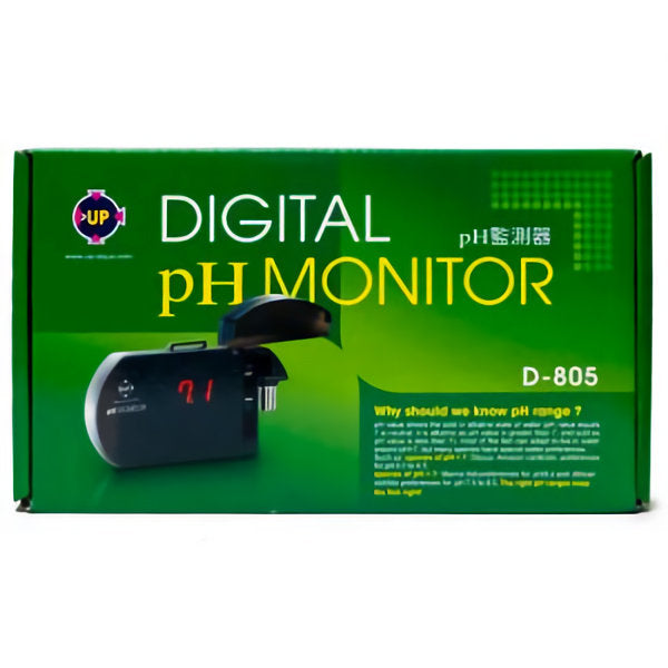 UP D-805 pH Monitor