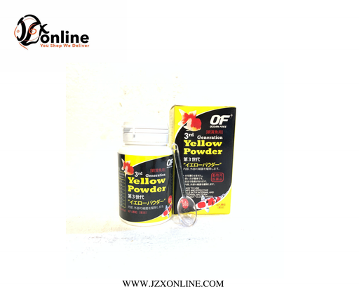 OF® 3RD GENERATION YELLOW POWDER - 50g