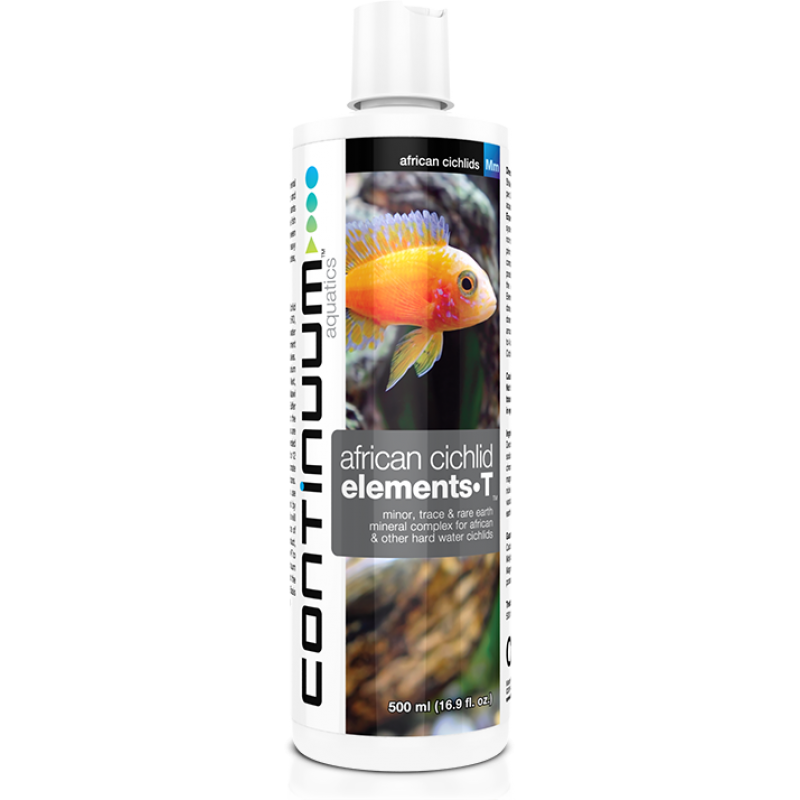 CONTINUUM AFRICAN CICHLID ELEMENTS T 125ML