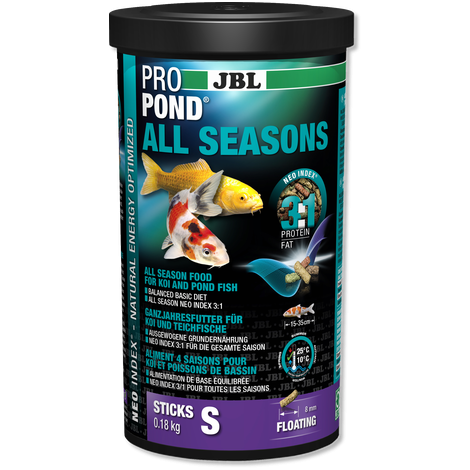 JBL ProPond All Season S