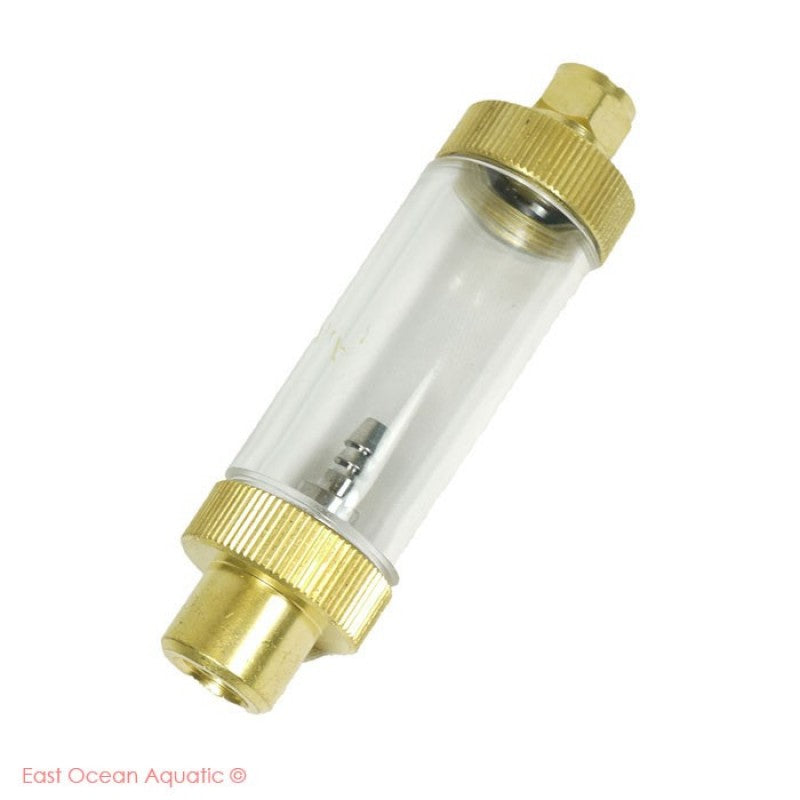 ANS Brass Bubble Counter