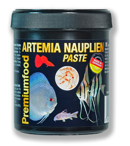DISCUSFOOD Pastes - Artemia Nauplien Paste 125g
