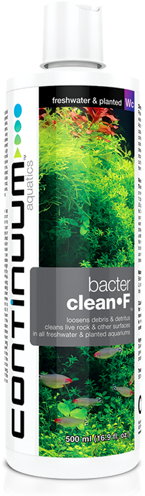 CONTINUUM Bacter Clean.F 500ml