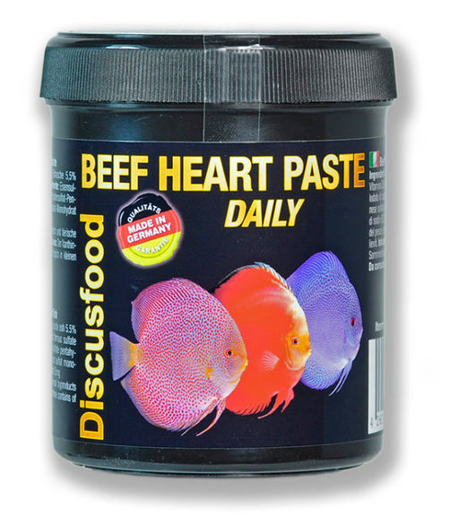 DISCUSFOOD Pastes - Beef Heart Paste Daily 125g