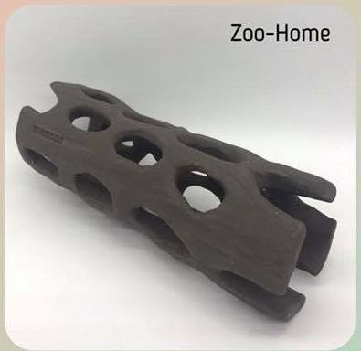 ZOOHOME Cholla Wood (Brown)