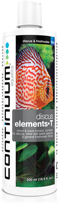 CONTINUUM Discus Elements.T 125ml