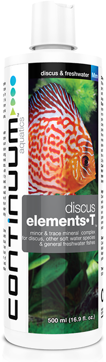 CONTINUUM Discus Elements.T 250ml