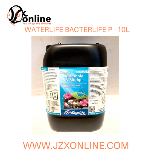 WATERLIFE Bacterlife Pond - 10 Litres