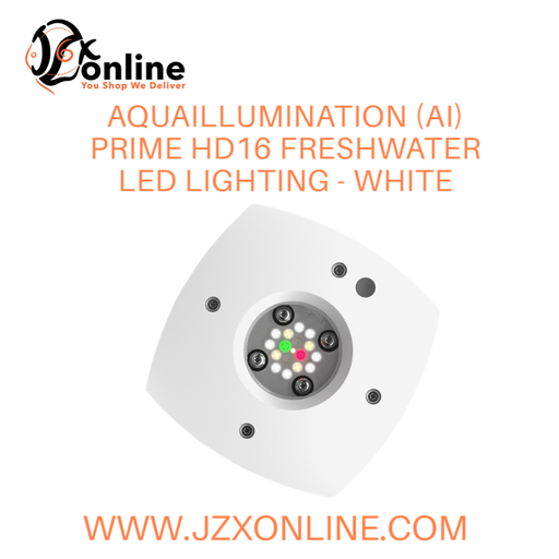 Aquaillumination (AI) Prime HD16 Freshwater LED Lighting - White