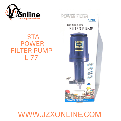ISTA External Filter Pump L-77 (480L/Hr)