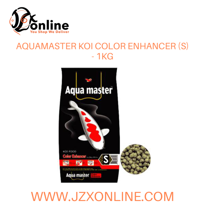 AQUAMASTER Koi Colour Enhancer (S) - 1kg