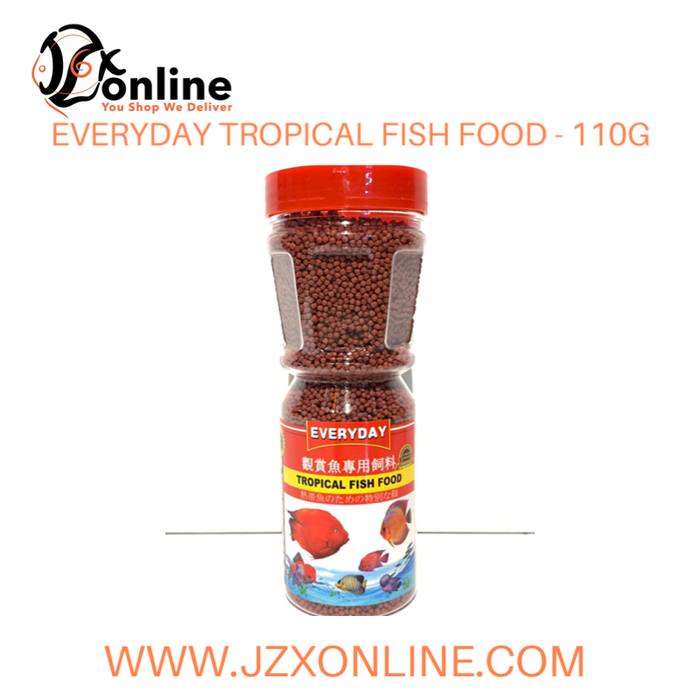 EVERYDAY Tropical Fish Food - 110g