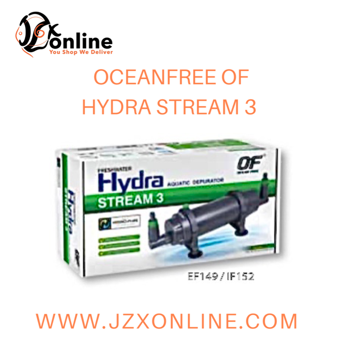 OF® Freshwater HYDRA Stream 3