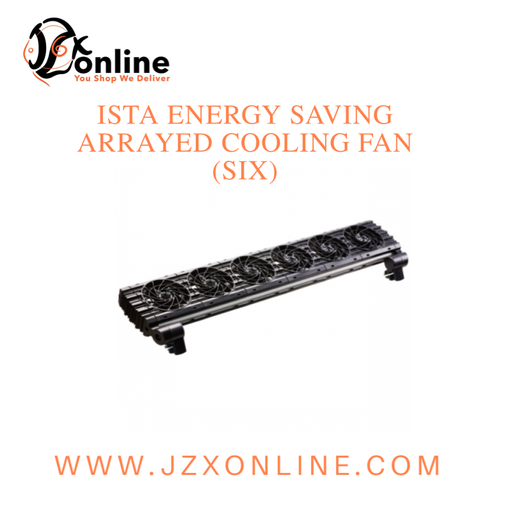 ISTA energy saving arrayed cooling fan (Six)