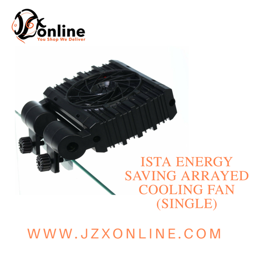 ISTA energy saving arrayed cooling fan (Single)