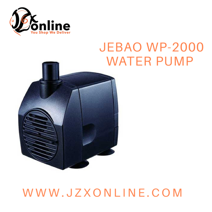 JEBAO WP2000 Water Pump + 4m wire