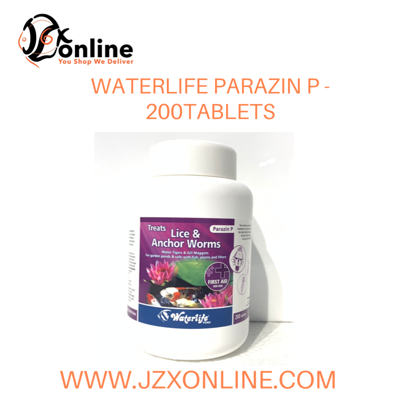 WATERLIFE Parazin P - 200 Tablets