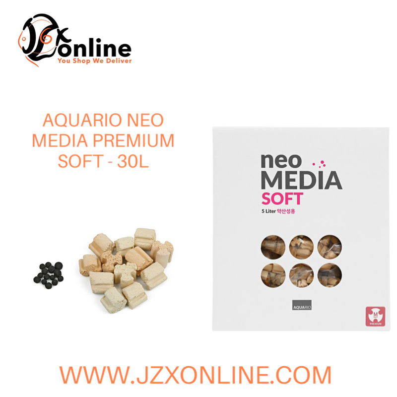 AQUARIO Neo PREMIUM Media SOFT 30L
