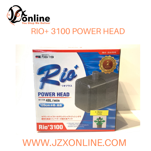 RIO+ 3100 Water Pump (3420/hr)