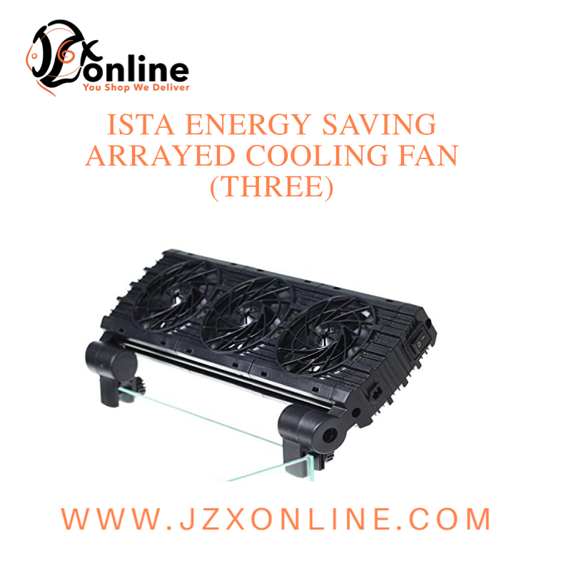 ISTA energy saving arrayed cooling fan (Three)