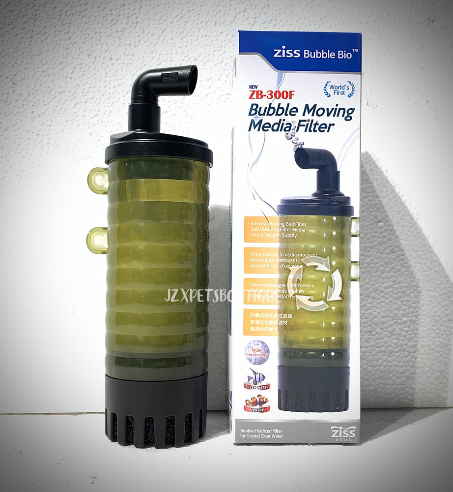 ZISS Bubble Moving Media Filter ZB-300F