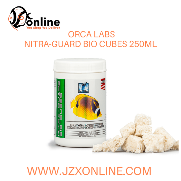 ORCA LAB Nitra-Guard Biocubes 250ml