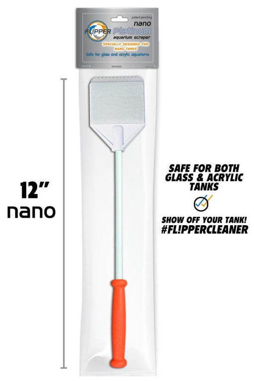 FLIPPER Nano Platinum Scrapper