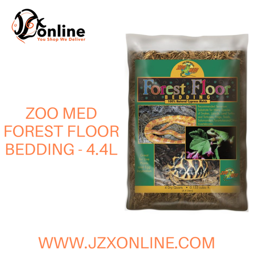 Zoo Med Forest Floor Bed - 4.4L