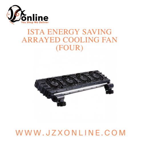 ISTA energy saving arrayed cooling fan (Four)