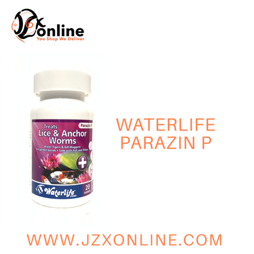 WATERLIFE Parazin P - 20 Tablets