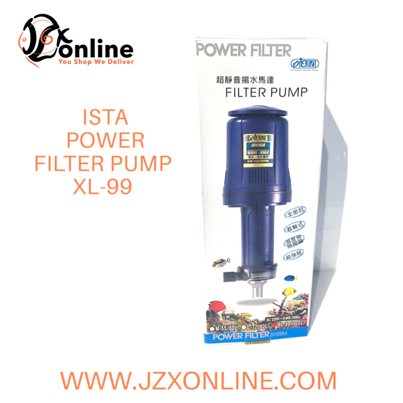 ISTA External Filter Pump XL-99 (600L/Hr)