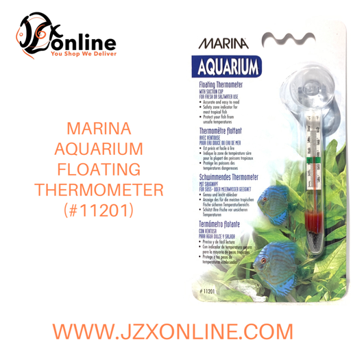 MARINA AQUARIUM Floating Thermometer (#11201)