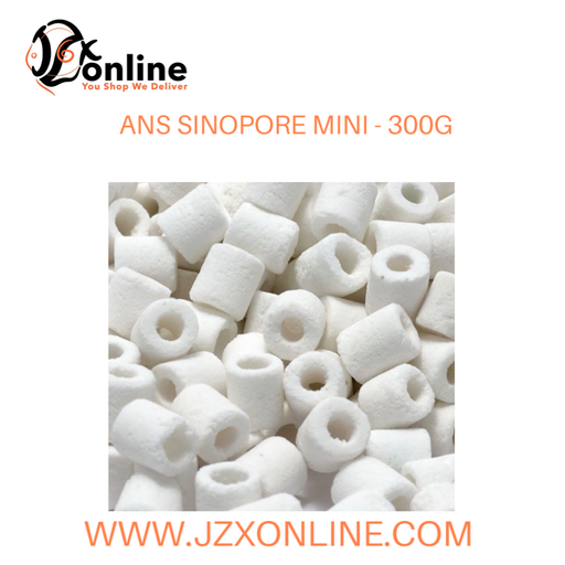 ANS Sinopore Mini with filter bag - 300g