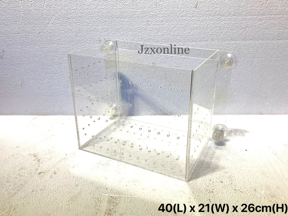 Isolation Box (40 x 21 x 26cm)