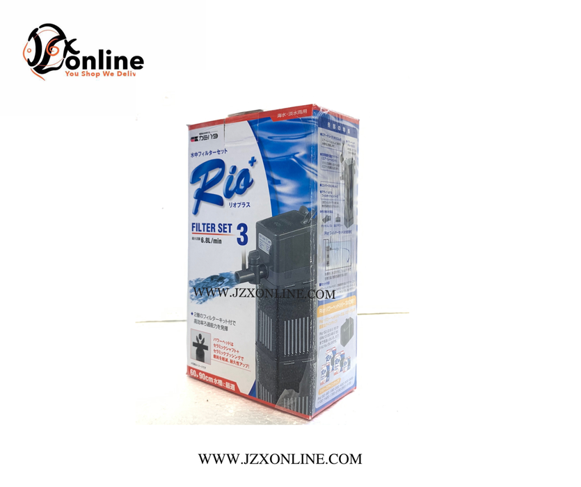 RIO+ 800 Internal Power Filter - Filter Set 3