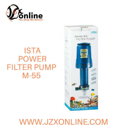 ISTA External Filter Pump M-55 (360L/Hr)