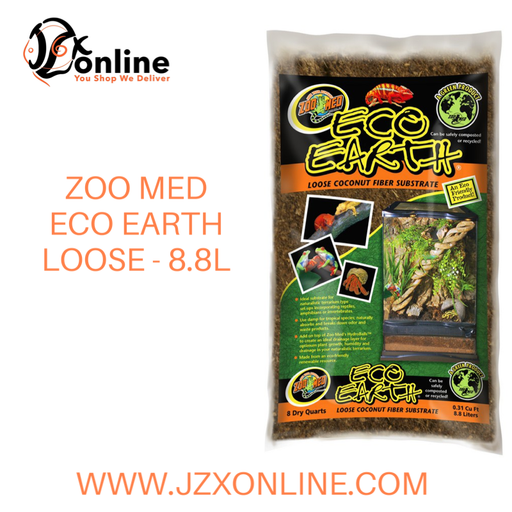 Zoo Med Eco Earth Loose 8.8L