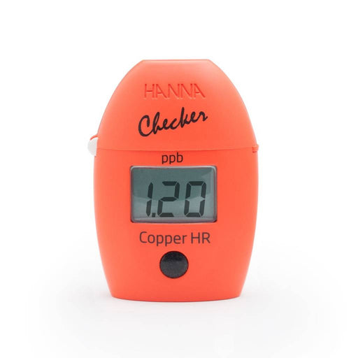 HANNA HI702 Marine Copper High Range Colorimeter Checker HC