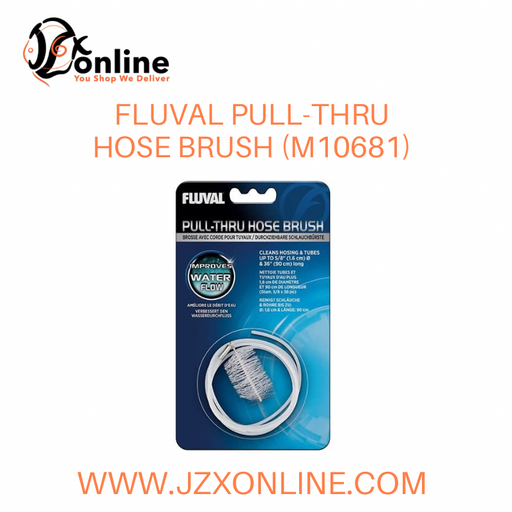 FLUVAL Pull-Thru Hose Brush (M10681)
