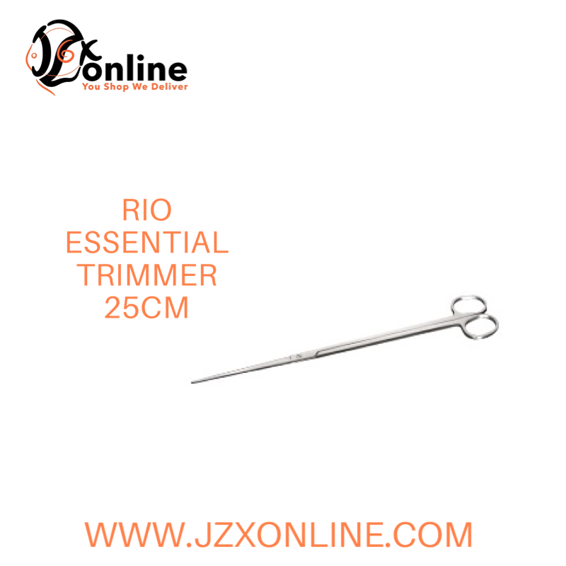 RIO Essential Trimmer Scissors- 25cm